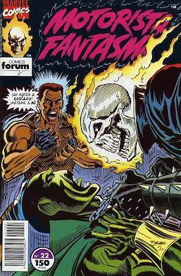Motorista Fantasma (1991-1994) (Grapa. 17x26. 24 páginas. Color. (1991-1994).) #22