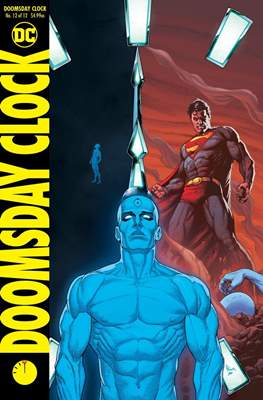 Doomsday Clock (Variant Covers) (Comic Book) #12