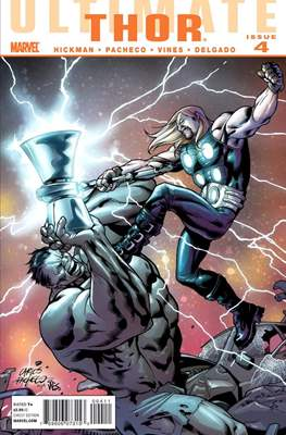 Ultimate Thor (Comic Book) #4