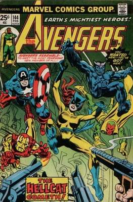 The Avengers Vol. 1 (1963-1996) (Comic Book) #144
