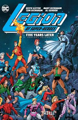Legion of Super-Heroes: Five Years Later Omnibus