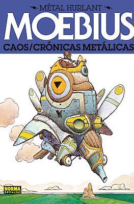 Colección Moebius. Metal Hurlant #9