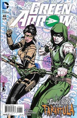 Green Arrow vol. 5 (2011-2016) (Comic Book) #46