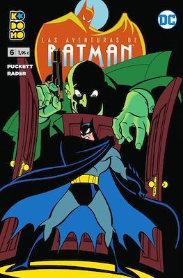 Las aventuras de Batman (Grapa 24 pp) #6