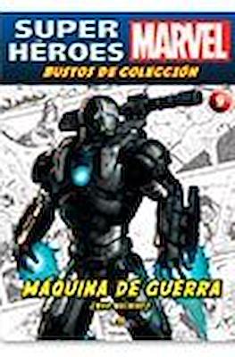 Super Héroes Marvel. Bustos de Colección #9