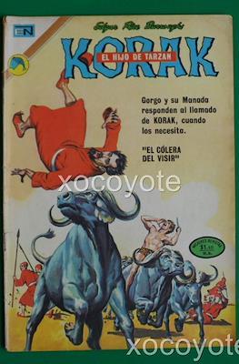 Korak, el hijo de Tarzán (Grapa 36 pp) #37