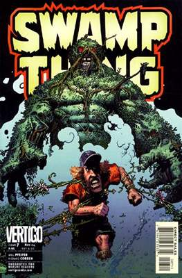 Swamp Thing (2004 4th Series) (Comic-Book) #7