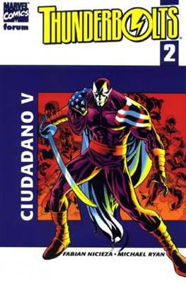 Thunderbolts vol. 2 (2002-2004) #2
