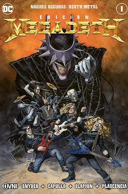 Noches Oscuras: Death Metal (Portadas alternativas)