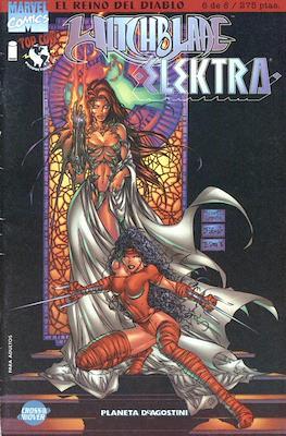 El reino del Diablo. Línea Crossovers (Grapa 32-36 pp) #6