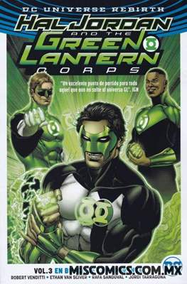 Hal Jordan and The Green Lantern Corps (2017-...) (Rústica) #3