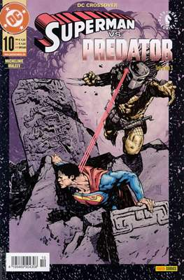 DC Crossover (Softcover) #10