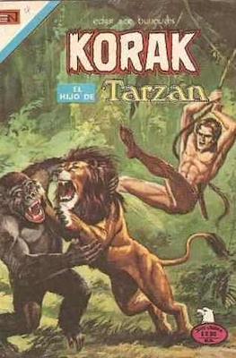Korak, el hijo de Tarzán (Grapa 36 pp) #40