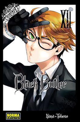 Black Butler (Rústica con sobrecubierta) #12
