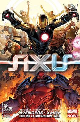 AXIS : Avengers – X-Men (Rústica) #1