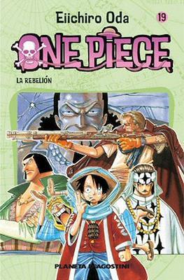 One Piece (Rústica con sobrecubierta) #19