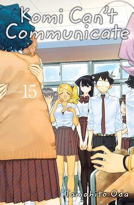 Komi Can't Communicate #15
