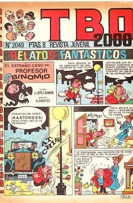 TBO 2000 - El TBO (Grapa) #2049