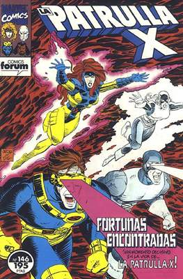 La Patrulla X Vol. 1 (1985-1995) (Grapa) #146