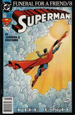 Superman Vol. 2 (1987-2006) (Comic Book) #77