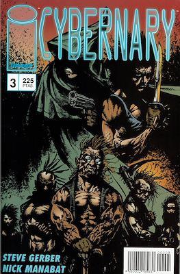 Cybernary (1994) (Grapa) #3