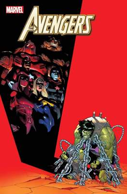 The Avengers Vol. 8 (2018-...) #46