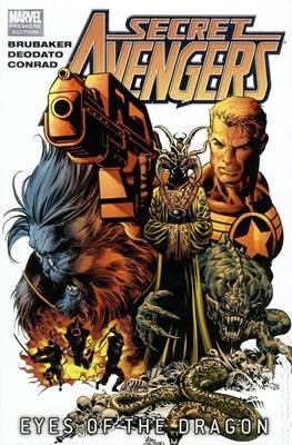 Secret Avengers Vol. 1 (2010-2013) (Hardcover) #2