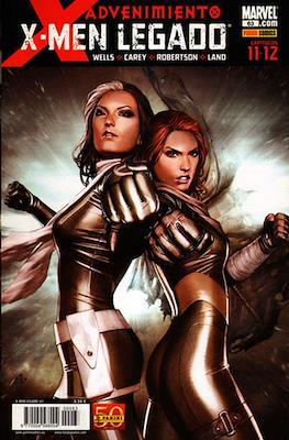 X-Men Vol. 3 / X-Men Legado (2003-2013) (Grapa, 24-48 pp) #63