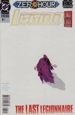Legion of Super-Heroes Vol. 4 (1989-2000) (Comic-book) #61