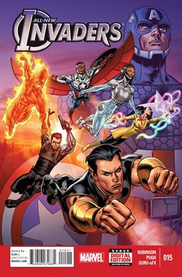 All-New Invaders (2014) #15