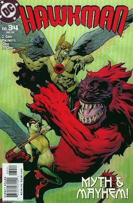 Hawkman Vol. 4 (2002-2006) (Comic book) #34