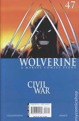 Wolverine / Dark Wolverine (2003-2010) (Comic Book) #47
