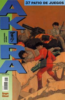 Akira (Rústica, 64 páginas) #37