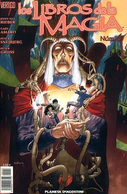 Los Libros de la Magia (Rústica 64 pp) #6