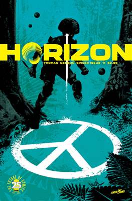 Horizon (Comic-book) #11