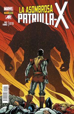 La Asombrosa Patrulla-X Vol. 1 (2014-2015) (Grapa) #19