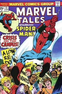 Marvel Tales (Comic Book) #51