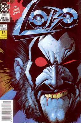 Lobo (Grapa, 28 páginas (1991-1992)) #1