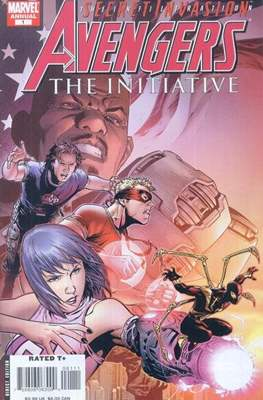 Avengers: The Initiative Annual