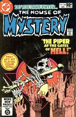 The House of Mystery (Grapa) #288