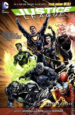 Justice League (2011-2016) (Hardcover) #5