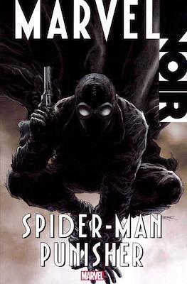Spider-Man / Punisher. Marvel Noir