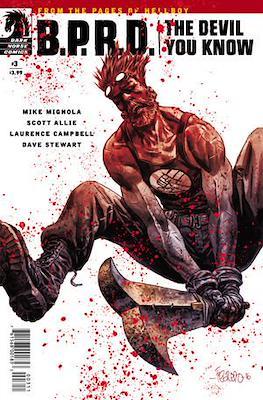 B.P.R.D. (Comic Book) #150