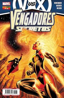 Vengadores Secretos (2011-2015) (Grapa) #23