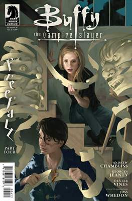 Buffy The Vampire Slayer Season 9 (Comic Book 24 pp) #4