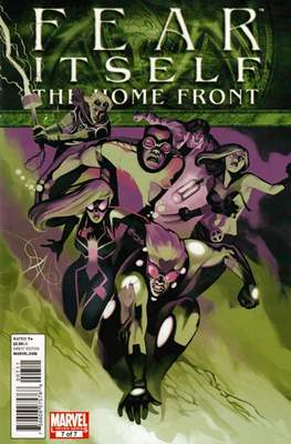 Fear Itself: The Home Front (Comic-Book) #7