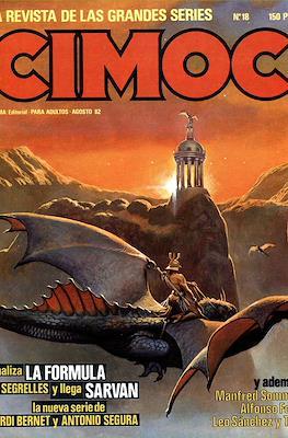 Cimoc (Grapa 60-132 pp) #18