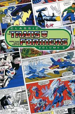 Classic The Transformers (Softcover) #3