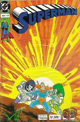 Supermán (1986-2001) (Grapa) #170