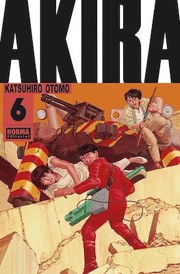 Akira. Edición Original (Rústica con sobrecubierta) #6